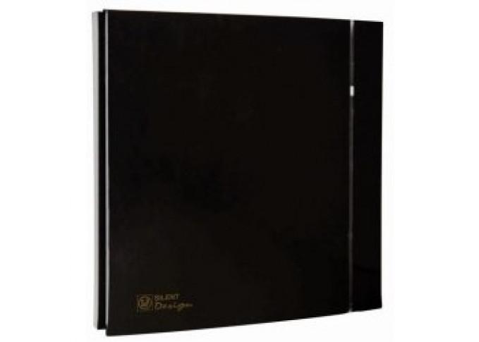 Витяжний вентилятор SOLER&PALAU  SILENT-200 CZ BLACK DESIGN - 4C (230V 50)