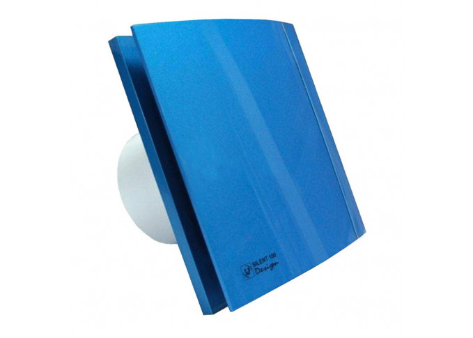 Витяжний вентилятор SOLER&PALAU SILENT-100 CZ BLUE DESIGN - 4C (230V 50)