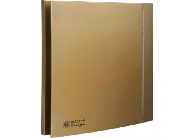 Витяжний вентилятор SOLER&PALAU SILENT-200 CZ GOLD DESIGN - 4C (230V 50)
