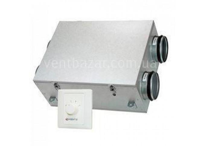 Приточно-вытяжная установка Вентс ВУТ 100 П мини