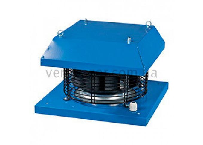 Даховий вентилятор Вентс ВКГ 2Е 220 сірий