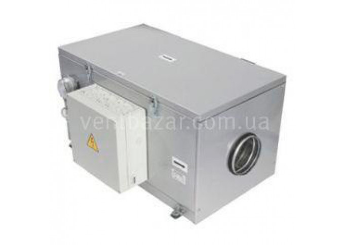 Приточная установка ВЕНТС ВПА 315-9,0-3 LCD