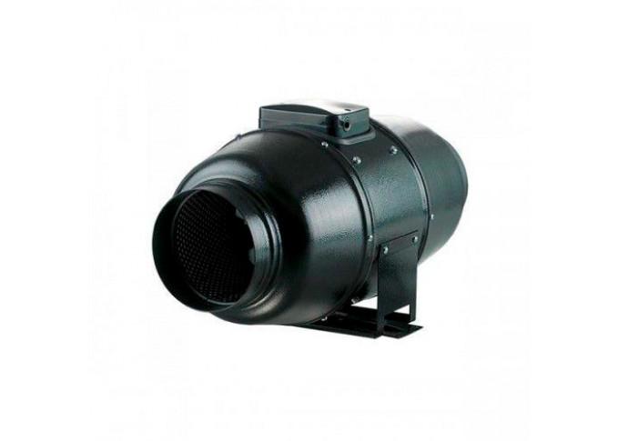Шумоизолированный вентилятор Вентс ТТ Сайлент-М 200 серый