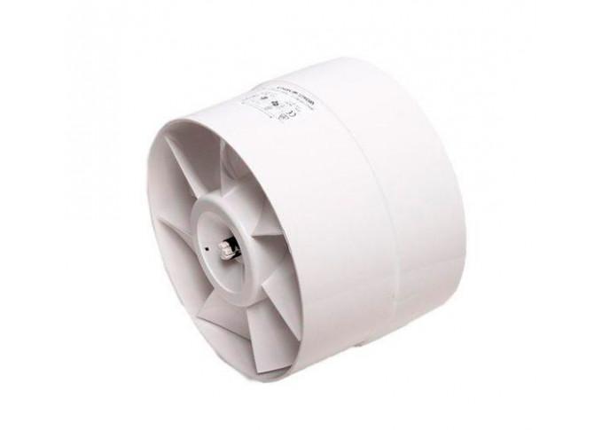 Канальный вентилятор Вентс ВКО 125 Л турбо