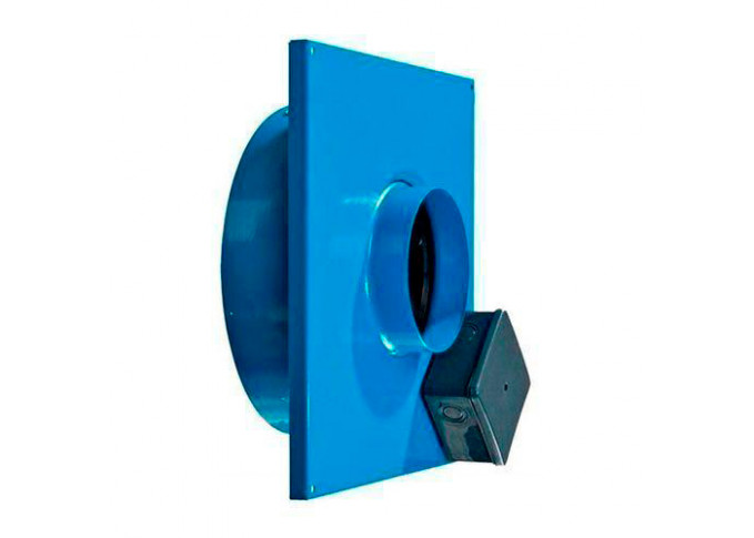 Круглий канальний вентилятор Вентс ВЦ-ВК 250