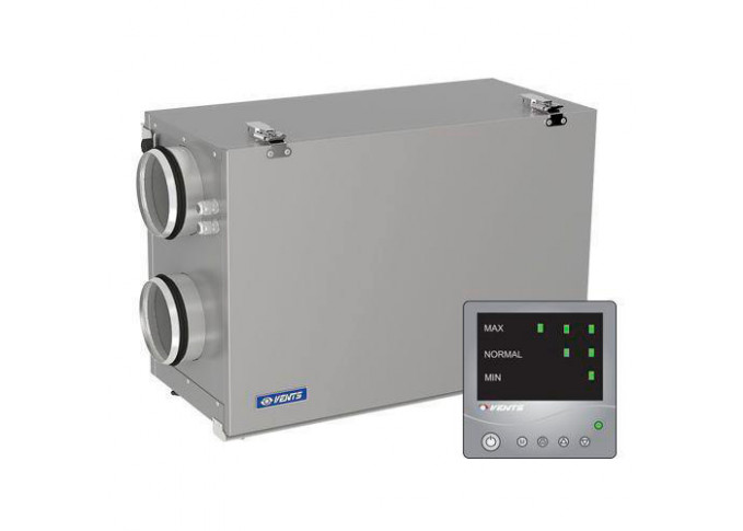 Приточно-вытяжная установка Вентс ВУТ 300 Г мини ЕС Комфо