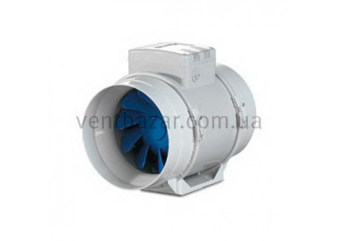 Круглий канальний вентилятор Blauberg TURBO 100 T
