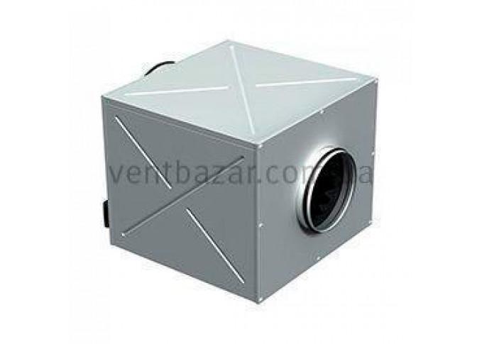 Шумоизолированный вентилятор Вентс КСД 250 С-4Е