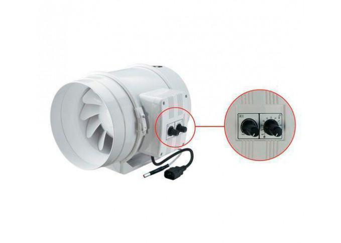 Круглий канальний вентилятор Вентс ТТ 125 У1н