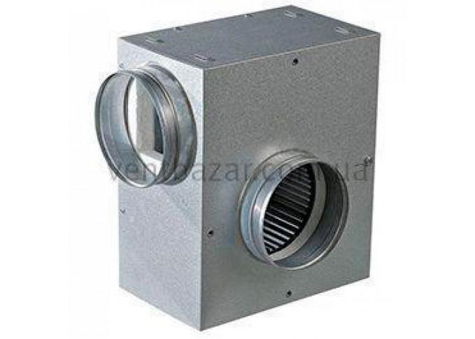 Шумоизолированный вентилятор Вентс КСА 125 2Е