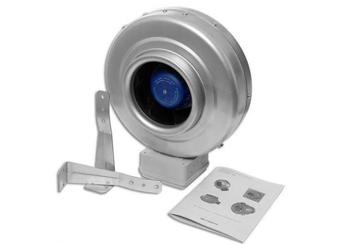 Круглый канальный вентилятор Вентс ВКМц 125 Б