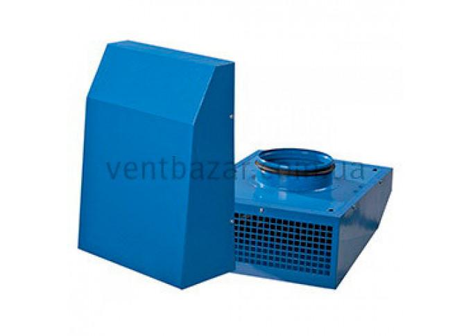 Відцентровий вентилятор Вентс Вцн 125 сірий