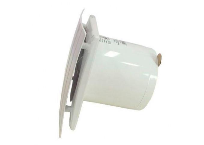 Побутовий вентилятор Blauberg Quatro Hi-Tech 125 SH