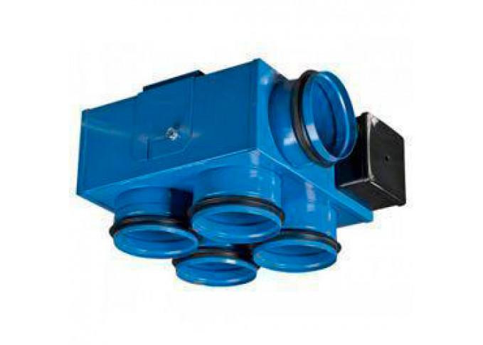 Круглый канальный вентилятор Вентс ВКПц 80 мини