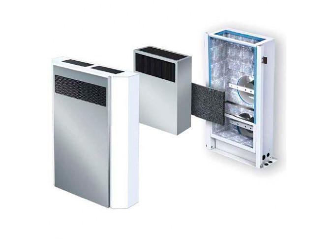 Приточно-вытяжная установка Вентс Микра 60 А3 белый