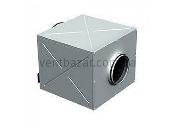 Шумоизолированный вентилятор Вентс КСД 315/250*2-4Е