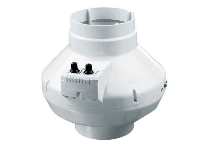 Круглий канальний вентилятор Вентс ВК 100 Ун