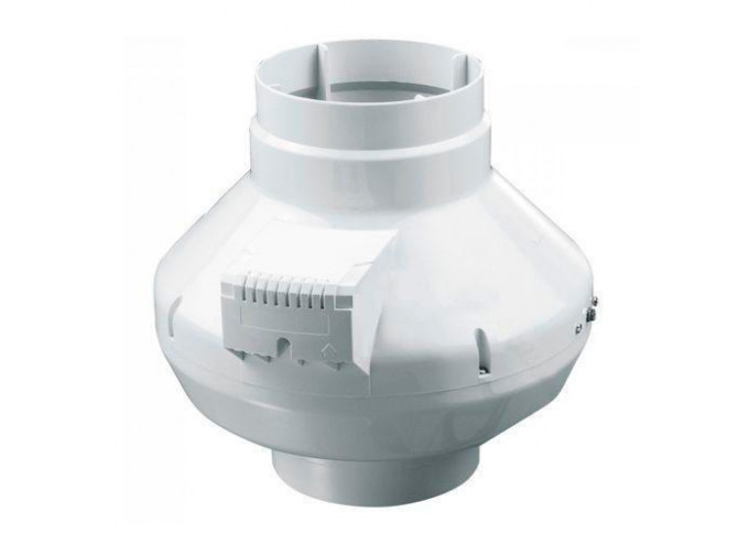 Круглий канальний вентилятор Вентс ВК 250 ун.