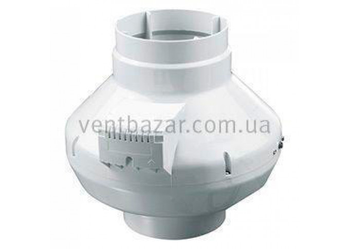 Круглий канальний вентилятор Вентс ВКС 200 Ун