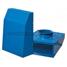 Відцентровий вентилятор Вентс Вцн 150 чорний