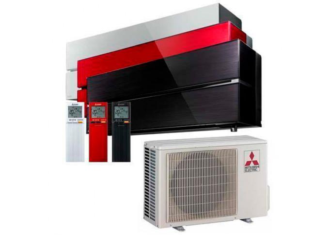 Настінний кондиціонер Mitsubishi Electric MSZ-LN25VG / MUZ-LN25VG