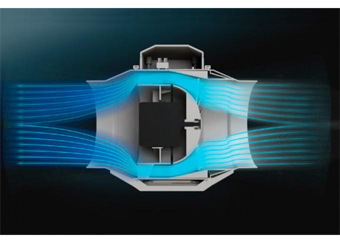 Круглый канальный вентилятор Вентс ТТ ПРО 200