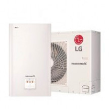 Тепловий насос повітря-вода LG HU121.U33 + HN1616 NK3 (1ф) - 12кВт