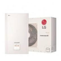 Тепловий насос повітря-вода LG HU161.U33 + HN1616 NK3 (1ф) - 16кВт
