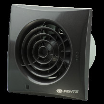 Вентс 125 Квайт чорний сапфір лак RAL 9005