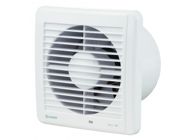 Побутовий витяжний вентилятор BLAUBERG Aero 150 S