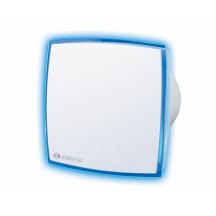 Витяжний вентилятор Вентс 125 ЛД Лайт синій